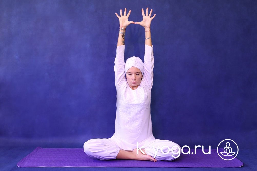 Крия избавление от страха кундалини йога