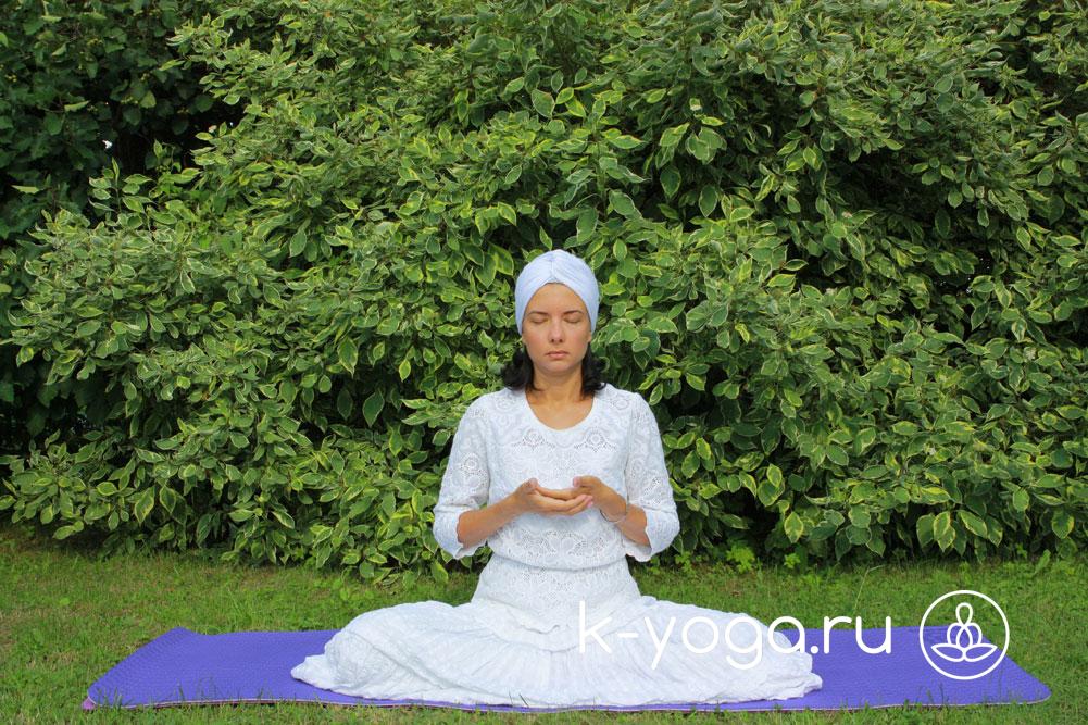 Кундалини-йога - это духовная практика