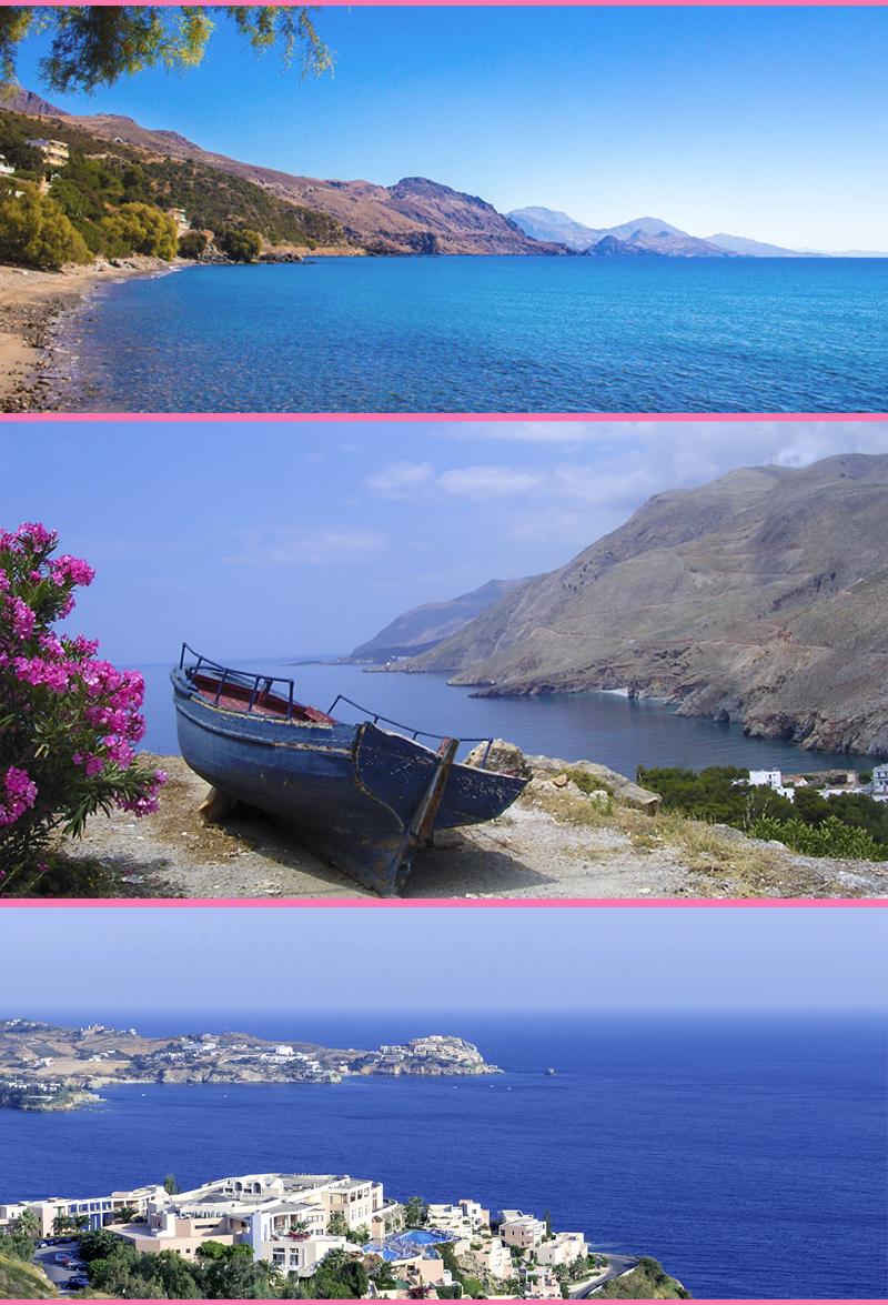 Йога тур на Крит