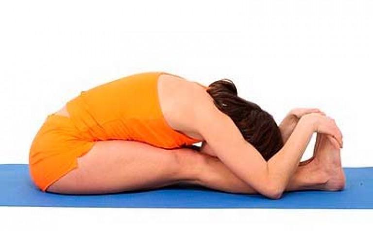 наклон вперед- k-yoga.ru