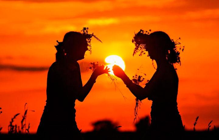 дни летнего солнцестояния