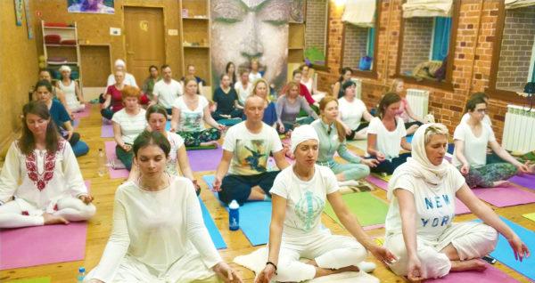 Кундалини йога в Москве