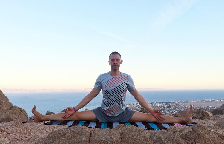 Кирилл Блиновский йога